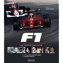 F1 : LES MOMENTS FORTS DE 1950 À NOS JOURS