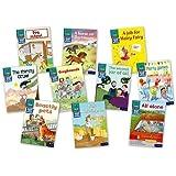 Read Write Inc. Phonics Book Bag Books: Blue Set 6 Storybooks Mixed Pack of 10