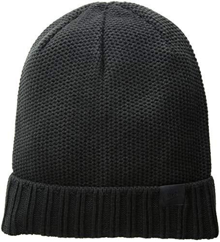 Nike Unisex Honeycomb POM Knit Beanie Black/Black 925417-010