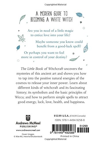 The Little Book of Witchcraft: Andrews McMeel Publishing