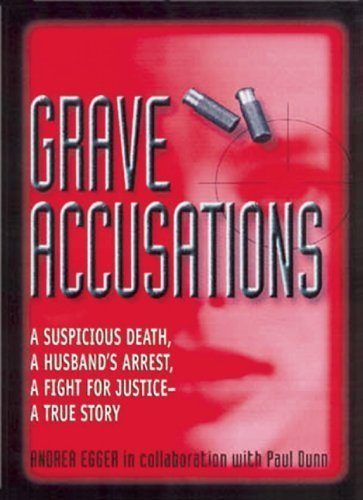 Grave Accusations by Andrea Egger (2001-10-15)