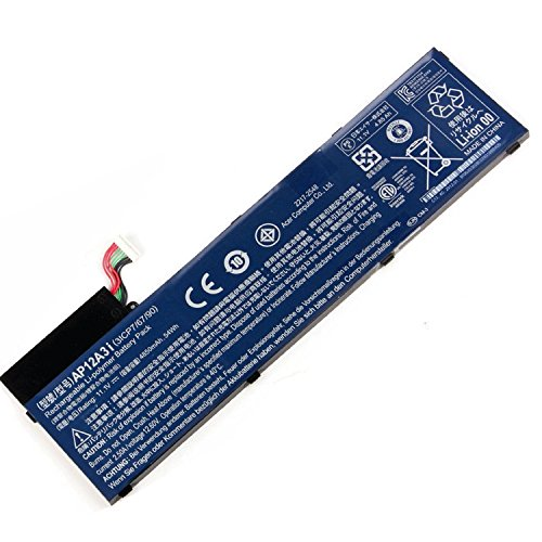 - FLIW Ap12a3i Replacement Battery Compatible with Acer Aspire Timeline M3 M5 Series Ultra U M3-581tg M5-481tg M3-481tg Kt.00303.002 Bt.00304.011 Ap12a3i Ap12a4i 3icp7/67/90 4850mah/54wh