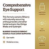 Solgar Bilberry Ginkgo Eyebright Complex Plus