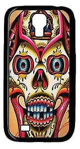 Muerto II Polycarbonate Hard Case Cover for Samsung Galaxy S4/Samsung Galaxy I9500 Black