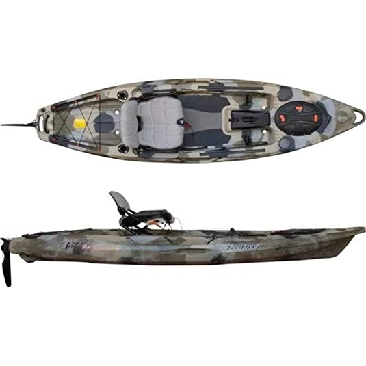 FeelFree Domed Electronic Pod Kayak