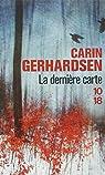 La dernière carte par Gerhardsen