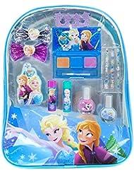 Townley Girl Disney Frozen Backpack Comsetic Set, Includes...