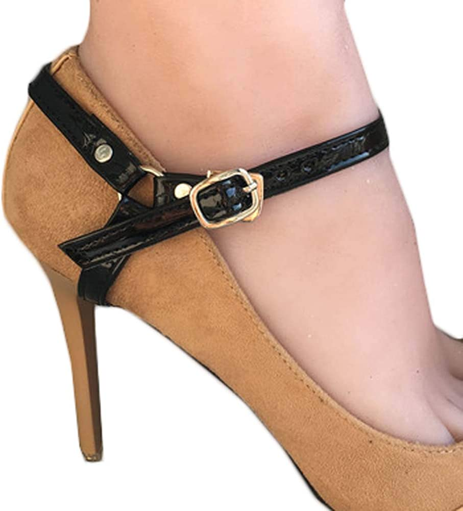 Women's Non slip Shoe Straps High Heels Shoelace Accessories