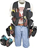 Occidental Leather 2588 Builders' Vest Framer & Drill Combo Package