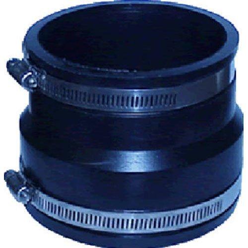 Fernco Inc. P1070-44 Flex Coupling For Corrugated Pipe