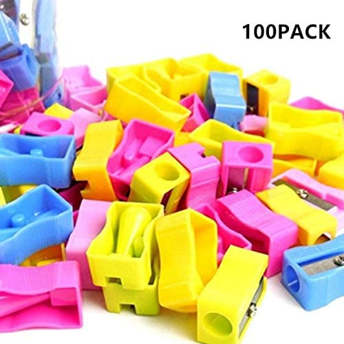 Plastic Pencil Sharpener Assortment School product image