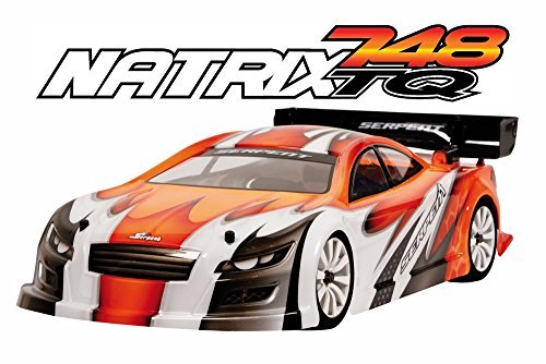 Serpent 748 TQ Natrix 200mm 1/10 Scale 4WD Touring Car Kit by Serpent ()