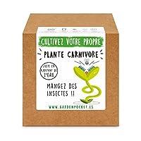 Garden Pocket - Kit de Culture de PLANTE CARNÍVORE