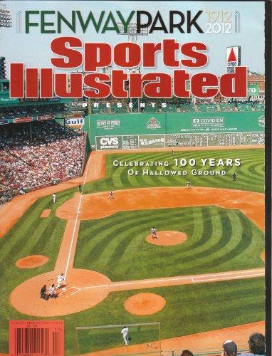 Commemorative 2012 World Series - Fenway Park 100th Anniversary Sports Illustrated Commemorative Magazine 1912-2012 Boston Red Sox New, No mailing label!