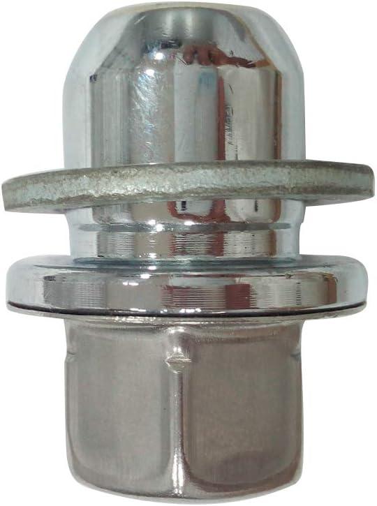 KKmoon Wheel Lug Nut RRD500510 LR068126 Fit for Land Rover Range Rover LR3 LR4 Sport