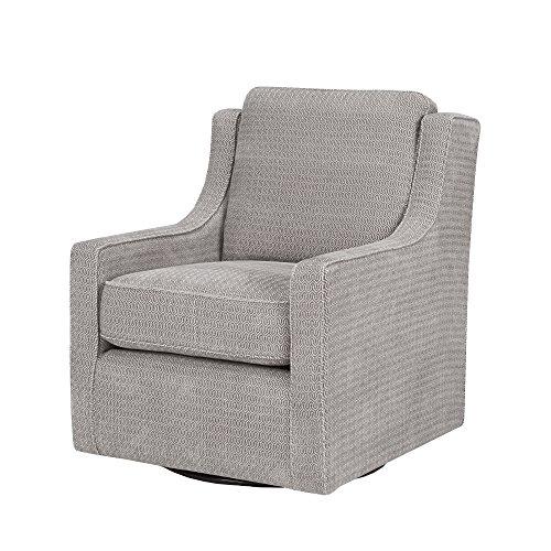 Phenomenal Madison Park Harris Swivel Chair Grey See Below Short Links Chair Design For Home Short Linksinfo