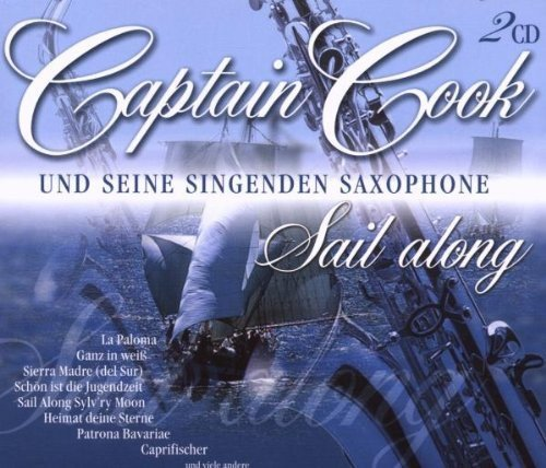CD : Captain Cook - Sail Along (Germany - Import, 2PC)