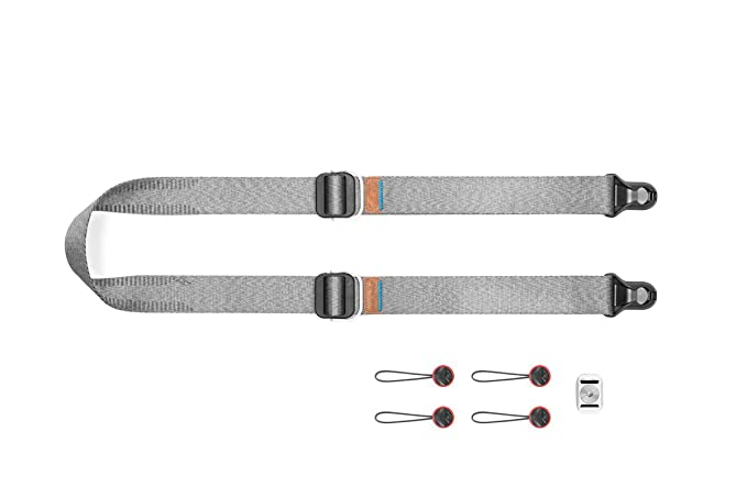 Peak Design Slide Lite Camera Strap SLL-AS-3 (Ash) Camera & Photo Accessories at amazon