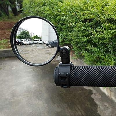 Bicicleta espejo Izquierda Derecha Universal Ciclismo seguro ...