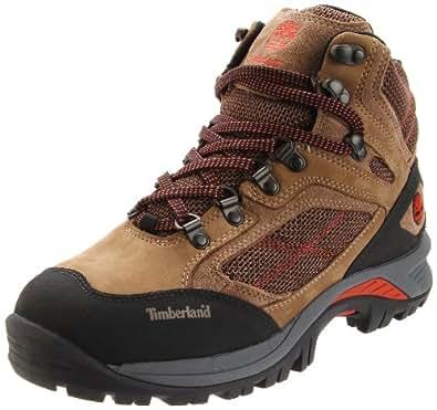 Timberland Men's Belknap Mid Boot,Brown,7 M US