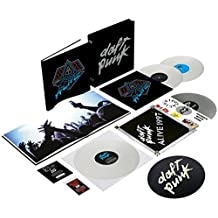 Alive 1997/2007 [4LP Colored Vinyl + Digital Copy]
