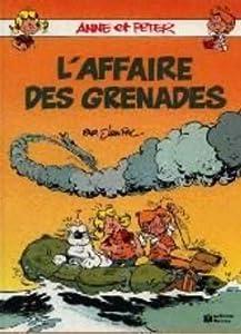 """Afficher """"Anne et Peter n° 5 L'Affaire des grenades"""""""