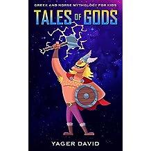 Greek and Norse mythology for kids: Tales of Gods 2 (Perseus, Poseidon, Odin, Thor, Loki and Asgard) (Greek Mythology for Kids)
