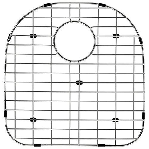 VIGO Stainless Steel Bottom Grid, 15-in. x (Industries Stainless Steel Grid)
