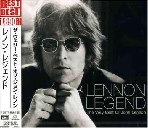 Lennon Legend-Very Best of (Legend The Very Best Of John Lennon)