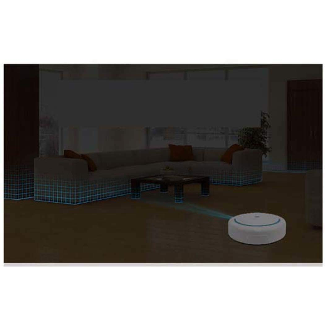 Anstsy Robot de Barrido Inteligente del hogar Limpiador automático ...