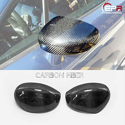 Carbon Fiber For Audi Tt Mk1 98 06 Type 8n Side Door Mirror Cover Stick On Type Complete Wing Mirrors Amazon Canada