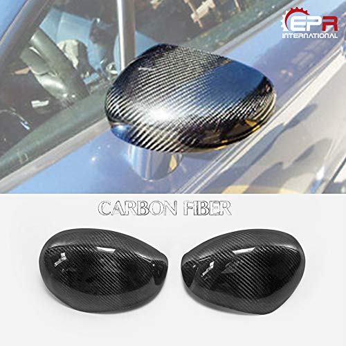 Carbon Fiber For Audi Tt Mk1 98 06 Type 8n Side Door Rear View Mirror Cover Stick On Type Buy Online In India At Desertcart In Productid 49889840