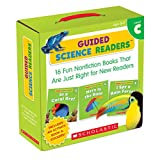 Guided Science Readers Parent Pack: Level C: 16 Fun Nonfiction Books That Are