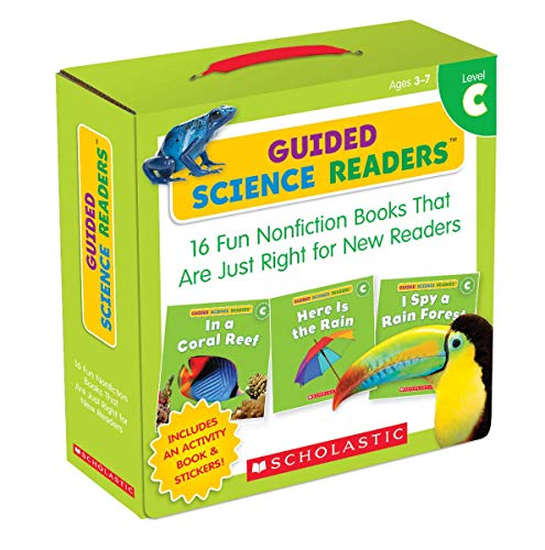 Guided Science Readers Parent Pa...
