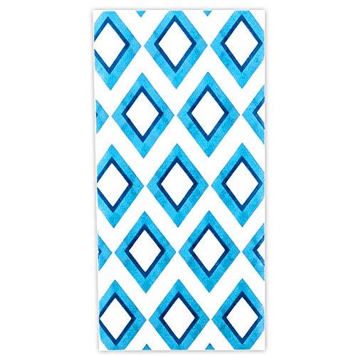 Review Blue Diamond Cloth Like