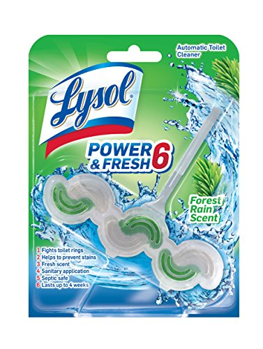 Lysol Power And Fresh Automatic Toilet Bowl Cleaner