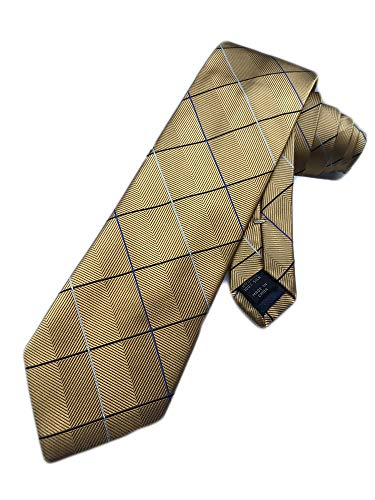 Jos. A. Bank Men's Silk Necktie Joseph A - Daffodil Gold - One Size Neck Tie from Jos. A. Bank