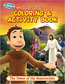 Brother Francis Coloring Book