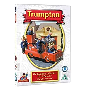 Trumpton - The Complete Collection  [ NON-USA FORMAT, PAL, Reg.2 Import - United Kingdom ]