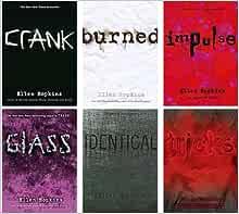 Glass Crank 2 By Ellen Hopkins