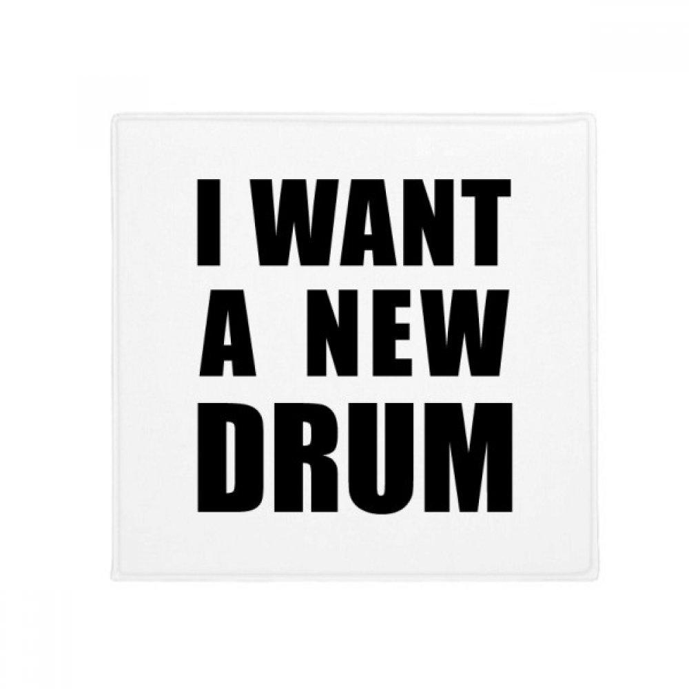 DIYthinker I Want A New Drum Anti-Slip Floor Pet Mat Square Home Kitchen Door 80Cm Gift