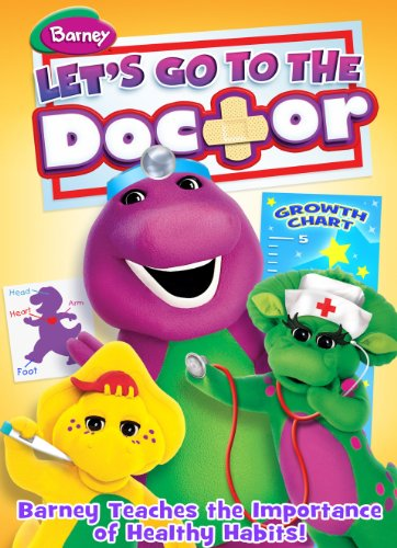 Barney: Let's Go to the Doctor (Normal Pulse Ox For 3 Year Old)