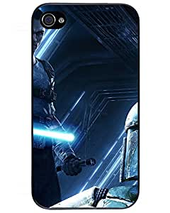 Fashion Design Hard Case Cover Star Wars: The Force Unleashed II iPhone 4/4s phone Case 2403510ZB459089117I4S Mary Claas Computer's Shop
