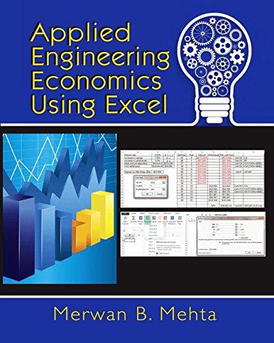 Applied Engineering Economics Using Excel (Economics Engineering)