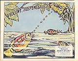 NATURE'S SECRETS OF LIFE WALT DISNEY ARTWORK FISH ORIGINAL LOBBY CARD -  Silverscreen