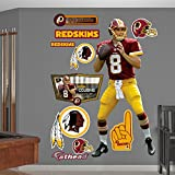 NFL Washington Redskins Kirk Cousins Big Wall Decal
