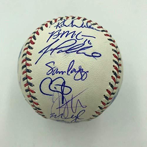 Roy Halladay 2010 All Star Game National League Team Signed Baseball MLB Holo - Autographed Baseballs