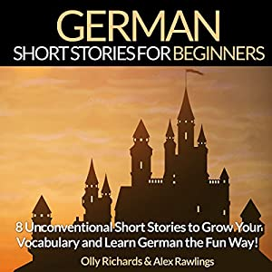 German Short Stories for Beginners Hörbuch