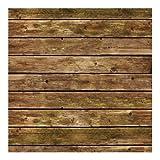 Savage Floor Drop 8x8 ft - Worn Planks FD12288