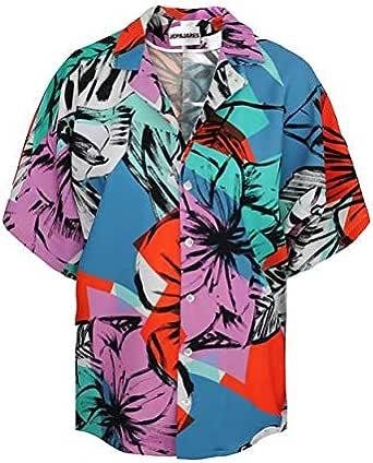 JCPAJARES - Camisa Tropical